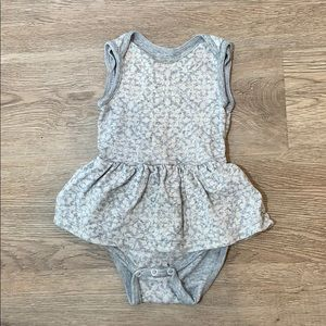 Crewcuts Skirted Onsie